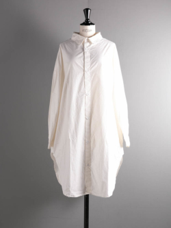 OVERSIZED SHIRTS CAMBRIC COTTON White