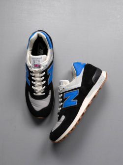 NEW BALANCE | M576TNF Black 【MADE IN ENGLAND】