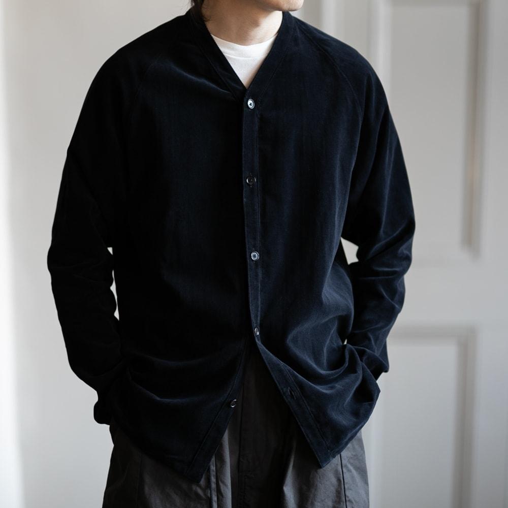 チルト ザ オーセンティクス カーディガンシャツの福岡通販取扱店