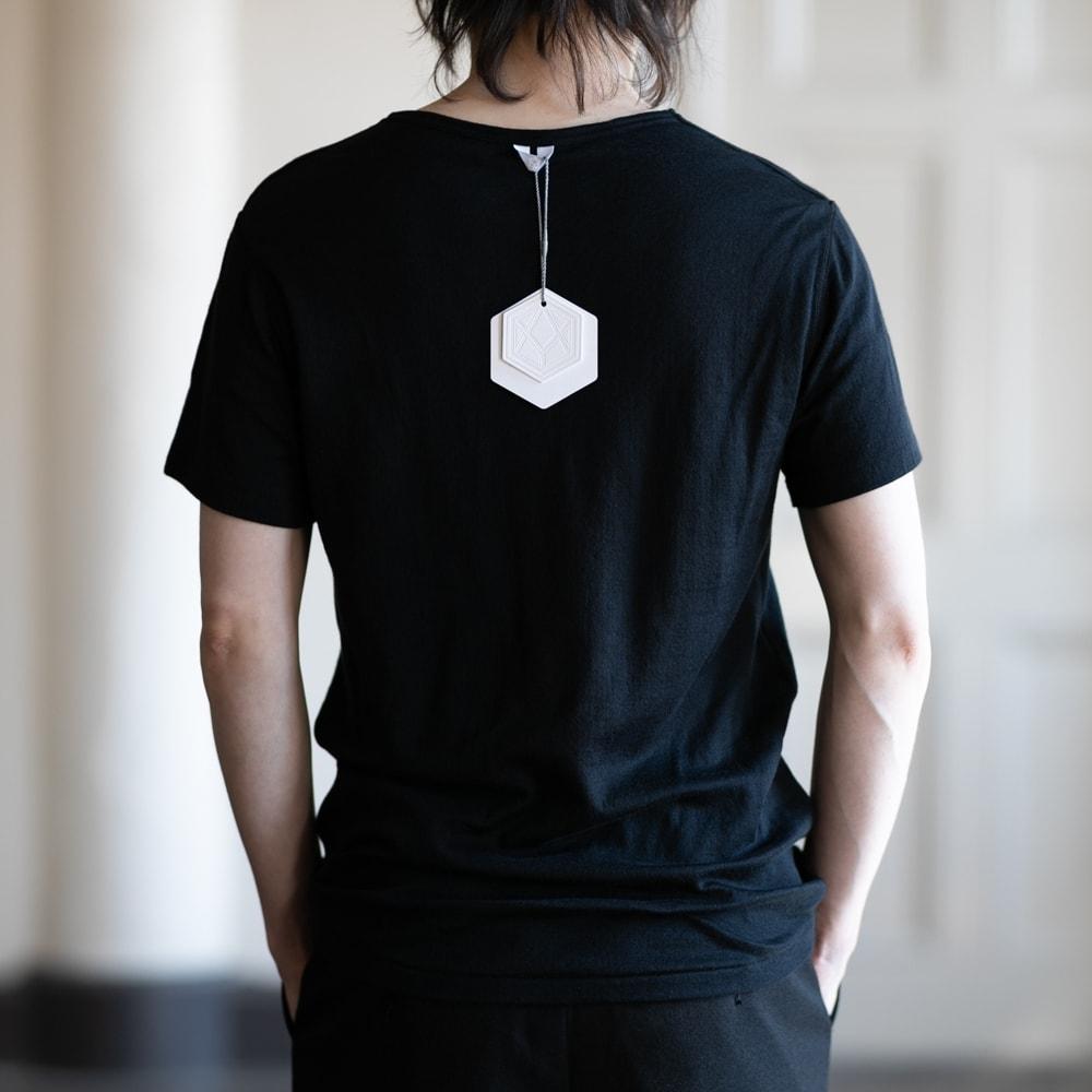 YINDIGO A M(インディゴエイエム) エアニット半袖Tシャツの通販取扱店