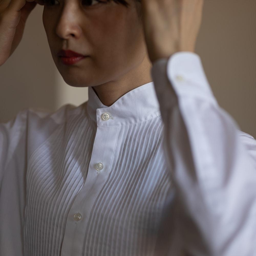 YINDIGO A M x 蝶矢シャツ アーカイブシャツの通販取扱店
