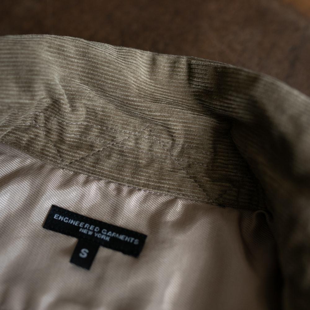 ガーメンツ 14Wコーデュロイクラシックシャツの福岡通販取扱店