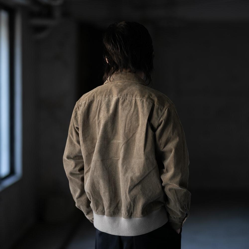 エンジニアードガーメンツ コーデュロイ開衿シャツの通販取扱店