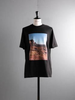 Westoveralls | ARIZONA PHOTO S/S T-SHIRT Black アリゾナフォトショートスリーブTシャツの商品画像