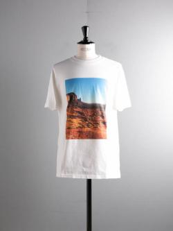 Westoveralls | ARIZONA PHOTO S/S T-SHIRT White アリゾナフォトショートスリーブTシャツの商品画像