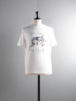 Westoveralls | WEST SCOUT T-SHIRT Iceblue ウエストスカウトTシャツの商品画像