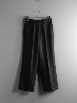 GOOD FIT TROUSERS Black