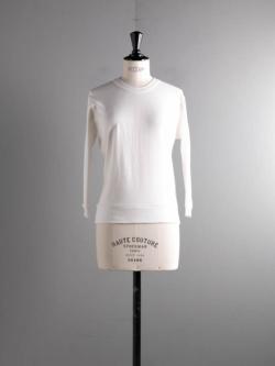 GICIPI | 2015P ZAFFIRO Bianco コットンフライス七分袖Tシャツ ザッフィーロの商品画像