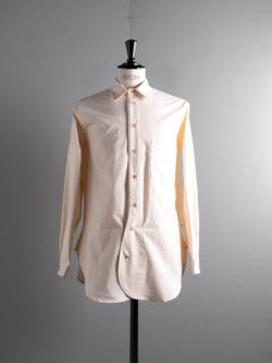 FRANK LEDER | 60's VINTAGE BEDSHEET BOHEMIA SHIRT 80:Natural ベッドリネンボヘミアシャツの商品画像