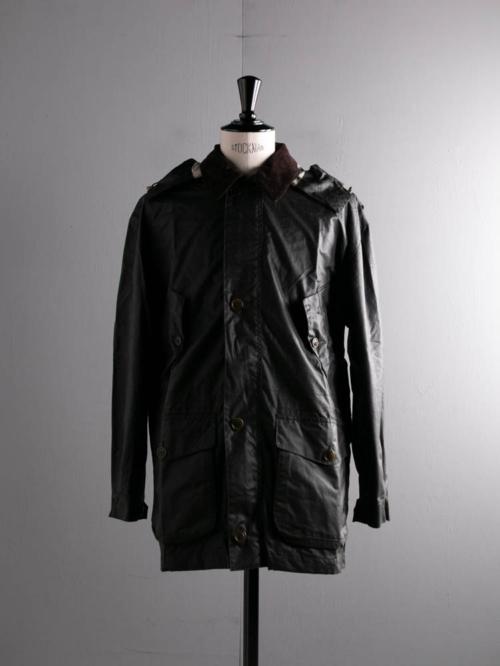 BARBOUR | ENDURANCE WAX Sage エンデュランスワックスジャケットの商品画像