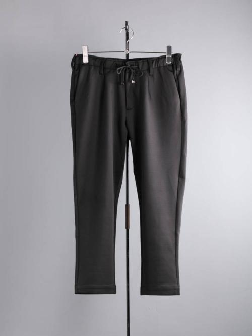 ARBRE | JERSEY ONETUCK EASY PANTS Black ジャージーワンタックイージーパンツの商品画像
