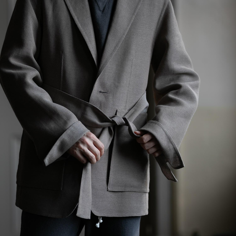 ポステレガント リバーシブル手縫いジャケットの福岡通販取扱店