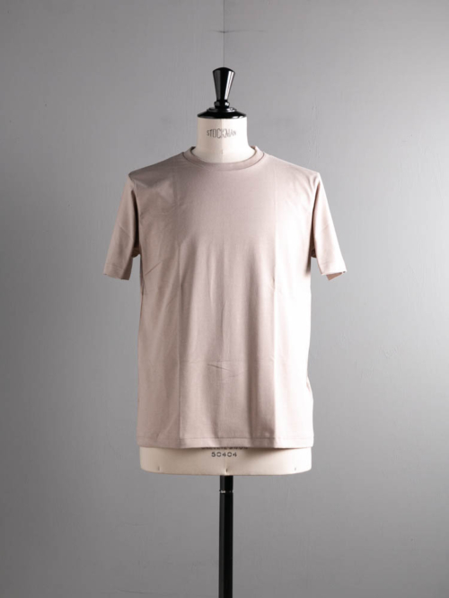 BATONER | BN-21SM-046 PACK T-SHIRT Ecru コットンパックTシャツの商品画像