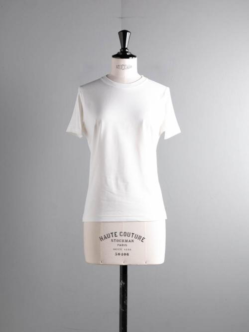 BATONER | BN-21SL-045 PACK T-SHIRT White コットンパックTシャツの商品画像