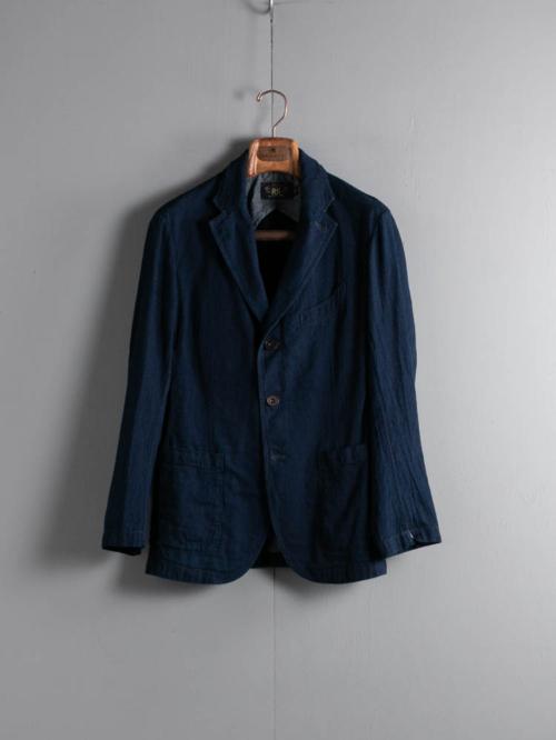 その他のBRAND | RRL / INDIGO SPORT COAT Blue インディゴ染めジャケットの商品画像