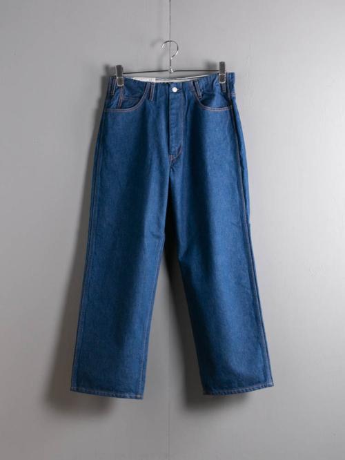 Westoveralls | 802S DENIM Onewash ロングストレートジーンズの商品画像