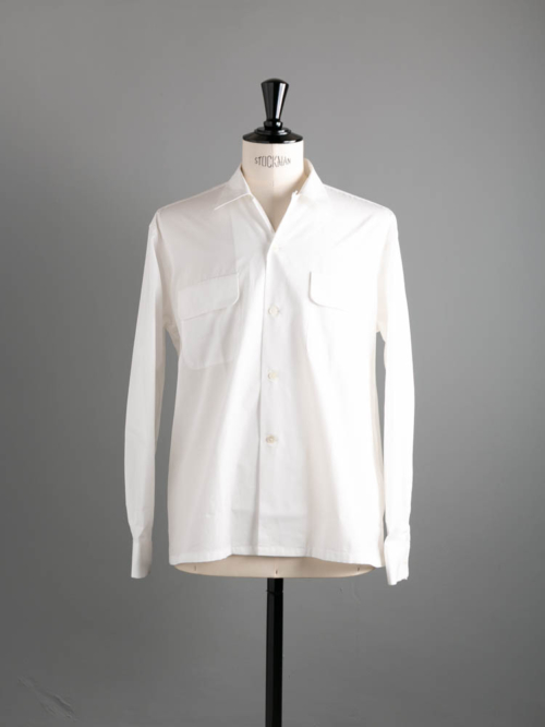 W1801103 SH03B White