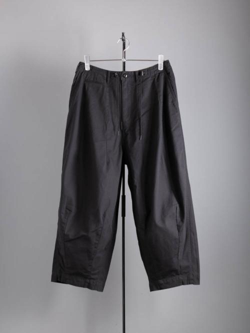NEEDLES | H.D. Pant – Military Black ミリタリーヒザデルパンツの商品画像