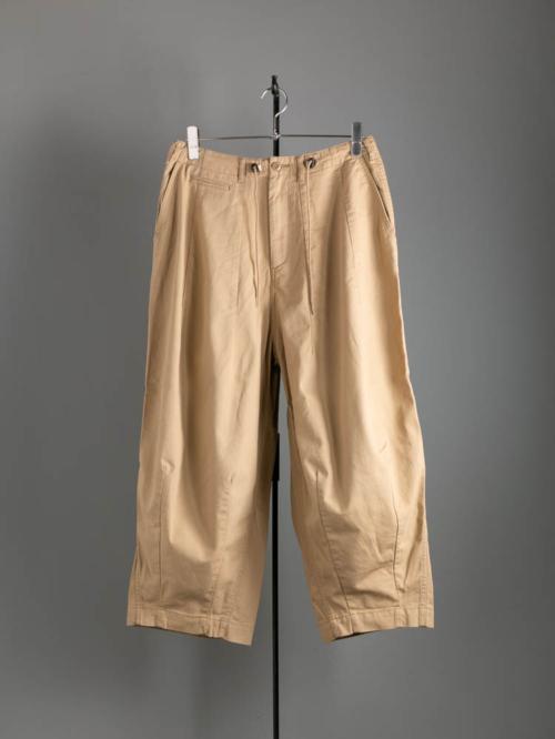 NEEDLES | H.D. Pant – Military Khaki ミリタリーヒザデルパンツの商品画像