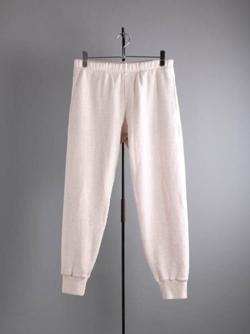 FilMelange | ROD White Melange ラディー裏毛パンツ ロッドの商品画像