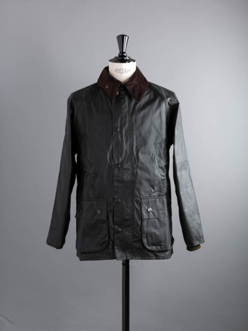 BARBOUR | BEDALE JACKET Sage オリジナルビデイルジャケットの商品画像
